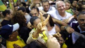Marina Silva har livat upp valkampanjen
