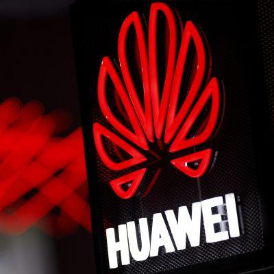 Huaweis logo.