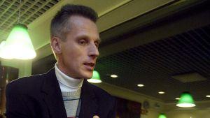Kari-Pekka Kyrö var landslagstränare för skidåkarna 2001.