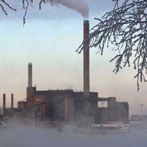 Kolkraftverket på Hanaholmen, Helsingfors