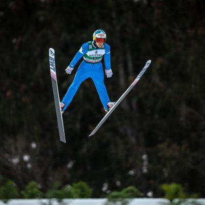 Antti Aalto flyger