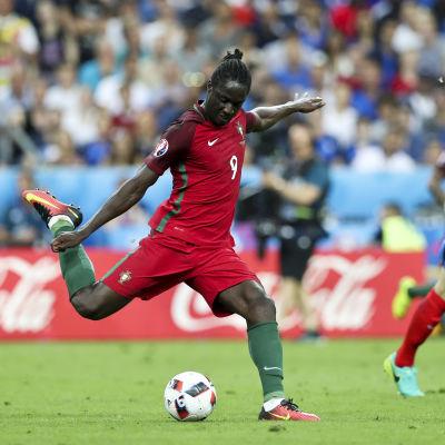 Éder från Portugal i fotbolls-EM