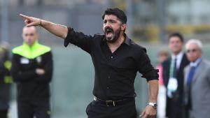 Gennaro Gattuso blir tränare för AC Milan.