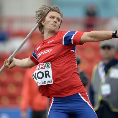 Andreas Thorkildsen, 2013.