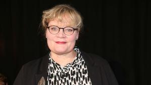 Katrin Sjögren, Ålands lantråd.