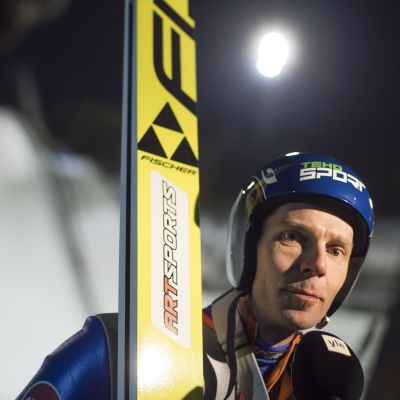 Janne Ahonen, FM 2016.