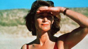 Charlotte Rampling i Under the Sand.