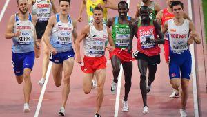 1500m i fiidrotts-VM i Doha