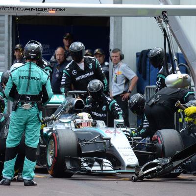 Lewis Hamilton, maj 2015.