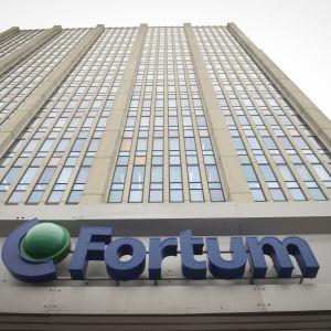 Energibolaget Fortums huvudkontor i Esbo.