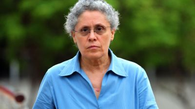 Dora Maria Tellez, revolutionär, historiker och politiker i Nicaragua. Greps 13.6.2021.