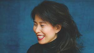personporträtt på Kim