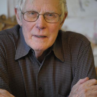 Författaren Göran Palm är död