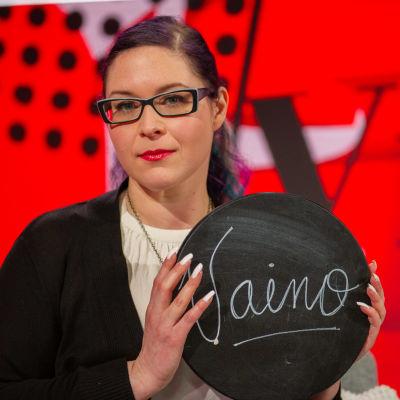 Viimeinen sana ohjelma, vieraana Maria Pettersson. 23.4.2021.