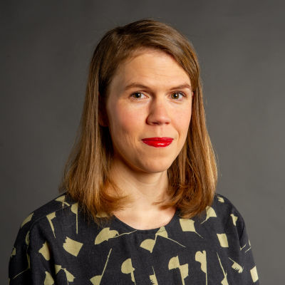 Julia Thurén. 13.4.2021.