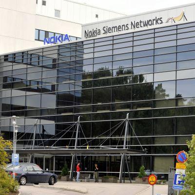Nokia Siemens kontor i Esbo.
