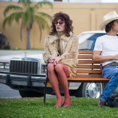 Dallas Buyers Club, Matthew McConaughey. Jared Leto