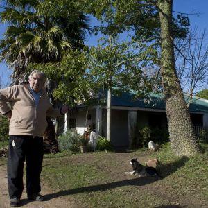 """""""Världens fattigaste president"""" José Mujica"""