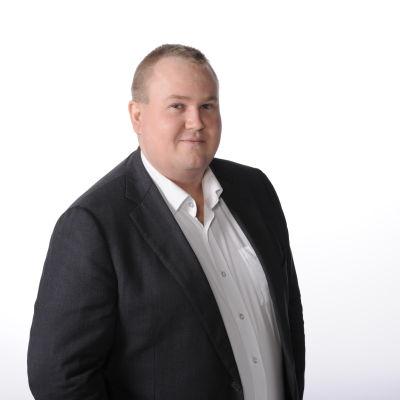 Journalisten Peter Sjöholm