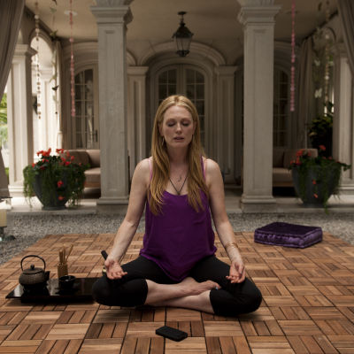 Julianne Moore som Havana Segrand i David Cronenbergs film Maps to the Stars.