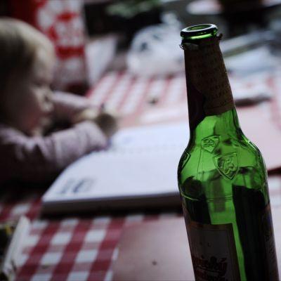 alkohol och barn