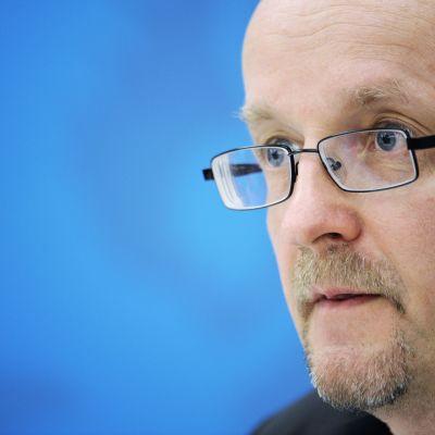 Heikki Kauppi, verksamhetsledare för Teknikens akademikerförbund.