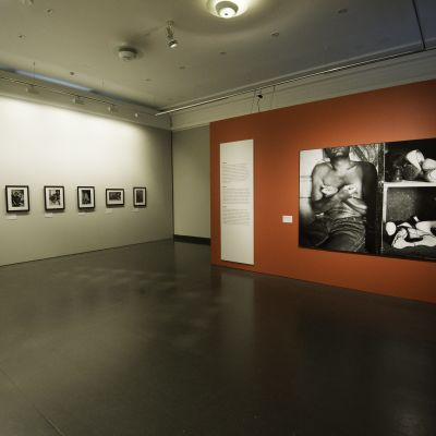 Konstmuseet Ateneum ställer ut verk av fotografen Henri Cartier-Bresson(1908-2004).