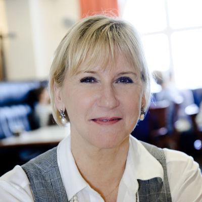 Margot Wallström.