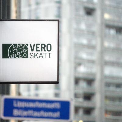 Skatter logo