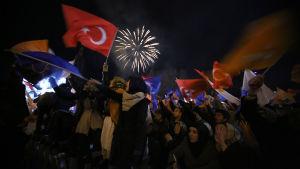 Premiärminister Erdogan tog storseger i det Turkiska kommunalvalet.