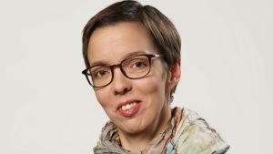 Gurli-Maria Gardberg är områdeschef för utbildningsservice vid Åbo Akademi.
