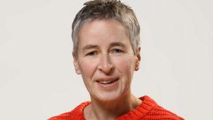 En bild på forskaren Ylva Gustavsson.