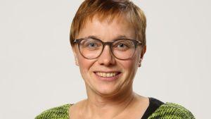 Bild på leende Johanna Wassholm
