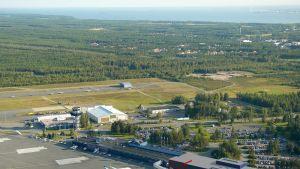 Utvidgning av Uleåborgs flygplats