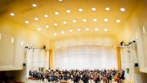 Filharmoniska orkestern, konsterthuset i Åbo
