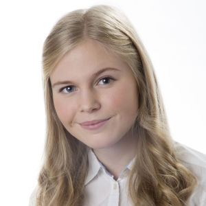 Ingrid Holm är Finlands lucia 2016