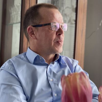 Lahden kaupungin opetus- ja kasvatusjohtaja Lassi Kilponen