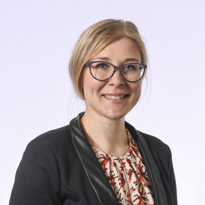 Kansanedustaja Niina Malm, SDP.