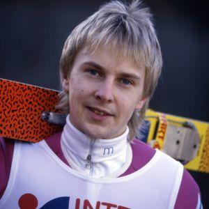 Matti Nykänen, 1988.