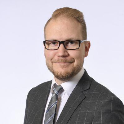 Kansanedustaja Olli Immonen, Perussuomalaiset.