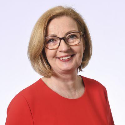Kansanedustaja Anneli Kiljunen, SDP.