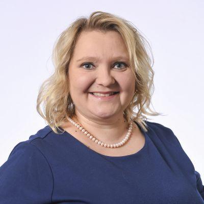 Kansanedustaja Suna Kymäläinen, SDP.