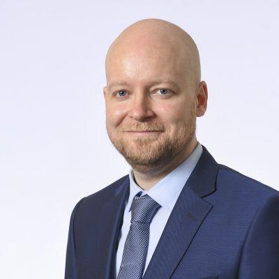 Kansanedustaja Jussi Saramo, Vasemmistoliitto.