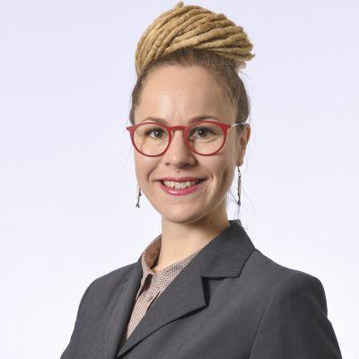 Kansanedustaja Hanna Sarkkinen, Vasemmistoliitto.