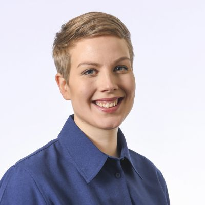 Riksdagsledamot Jenni Pitko.