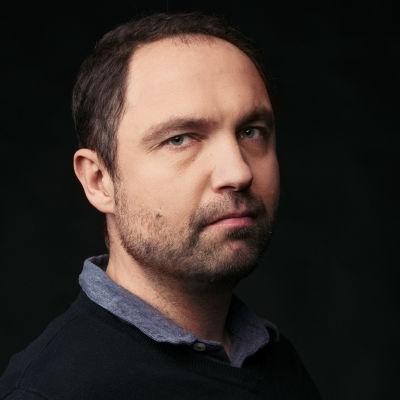 MOT:n toimittaja Jyri Hänninen.
