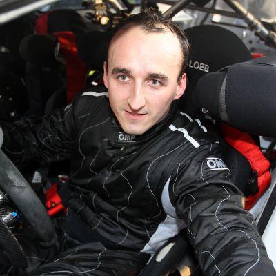 Robert Kubica, november 2012