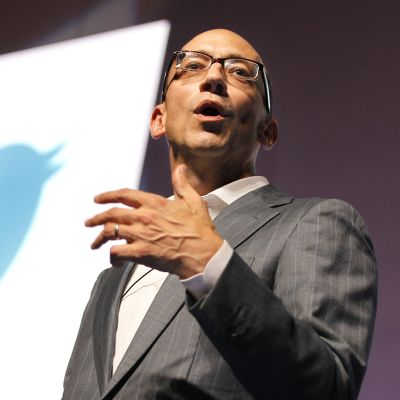 Twitters vd Dick Costolo i Cannes 2012