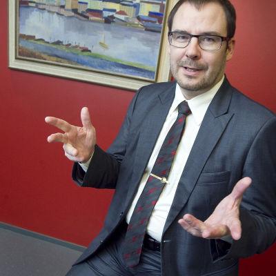 SDP:s partisekreterare