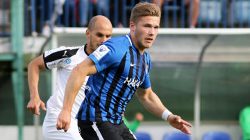 Benjamin Källman, FC Inter